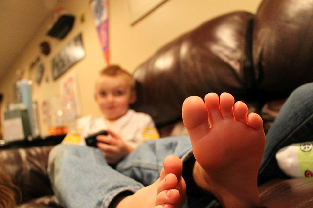 Smelly Feet! | Flickr - Photo Sharing!