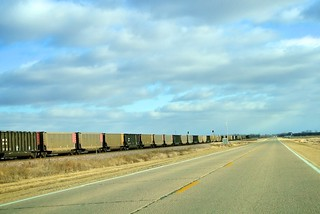 Afternoon Iowa Drive