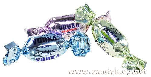 Fazer Vodka Filled Chocolates Candy Blog