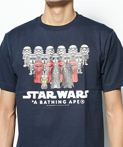 BAPE x Star Wars
