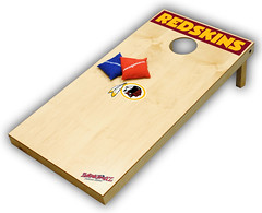 Washington Redskins Cornhole Boards