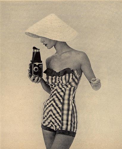 Vintage-swimwear