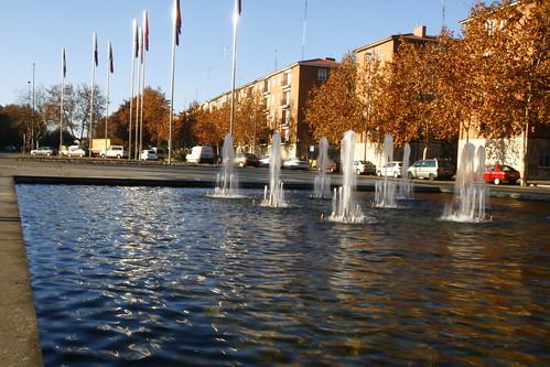 Valladolid, Paseo de Zorrilla