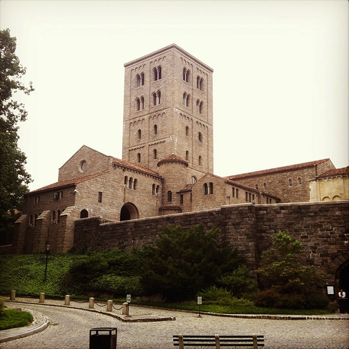 The Cloisters, NYC September 2011