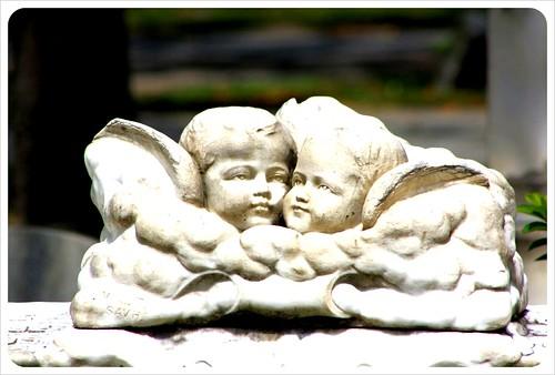 bonaventure cemetery angels