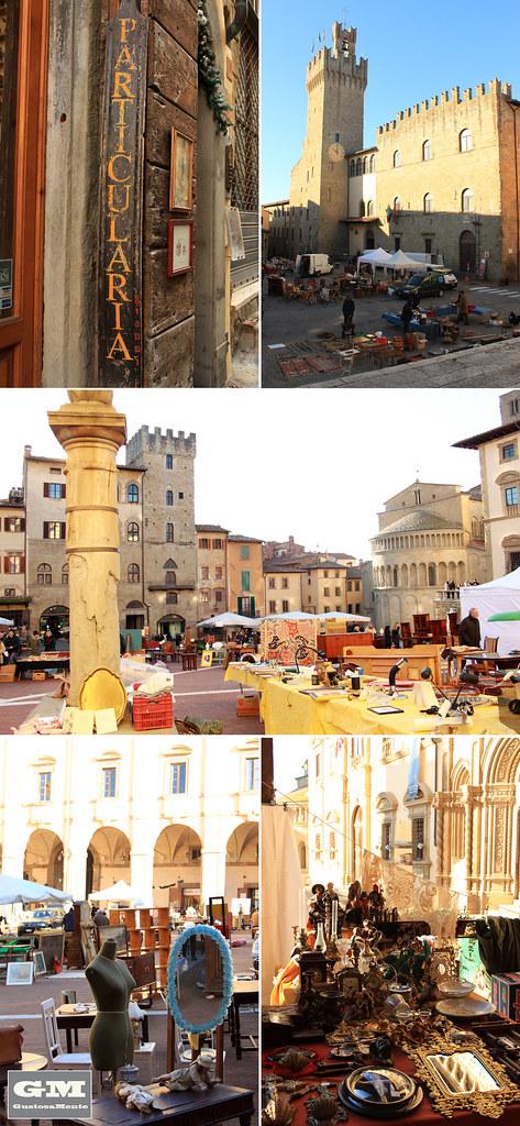 Fiera antiquaria Arezzo, 1 genn 2012