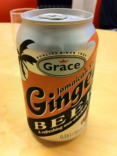 Grace - Jamaican Style Ginger Beer 1 by softdrinkblog