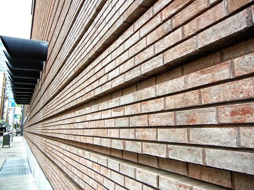 Brick Wall of SFMOMA _ 9674 - HDR 500