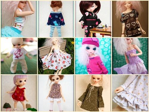 My creations 2011