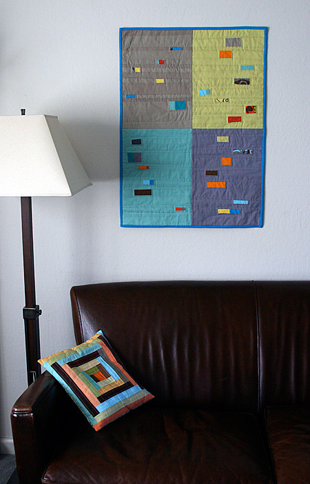 Bits and Pieces Quilt