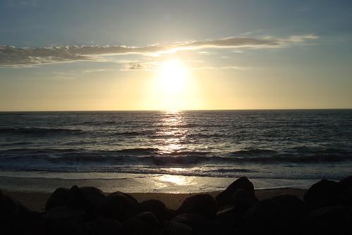 Sunset - Swakopmund