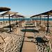 Beach Scene at Rethymon - Crete, Greece