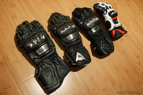 Replacement Gloves - Dainese Full Metal Pro by Speedy Chung
