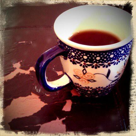 Morning Cuppa    1/8/12