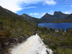 "stich A for ""Cradle Mountain-Dove Lake panorama"""