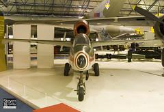 120227 - VN679 - 120227 - Luftwaffe - Heinkel He.162A-2 - 080203 - RAF Museum Hendon - Steven Gray - IMG_7164