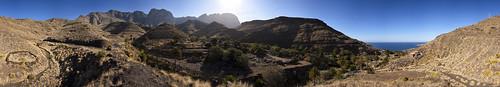 Guayedra, Agaete. Isla de Gran Canaria