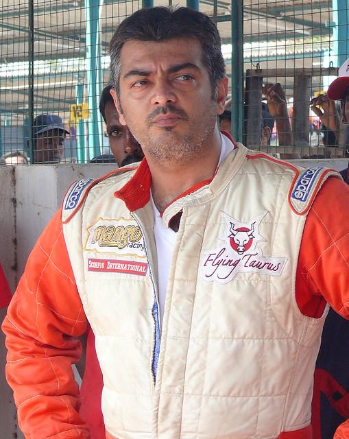 Header of Ajith Kumar