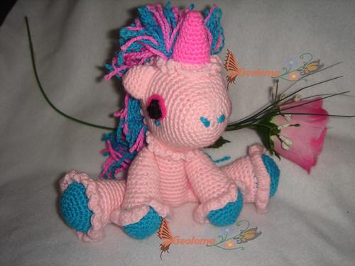unicornio frente