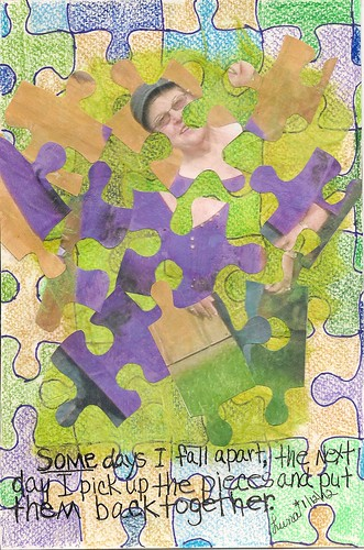 Pieces of Me by northwoodsluna