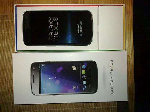 Samsung / Google Galaxy Nexus