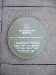 Photo of Green plaque № 9075