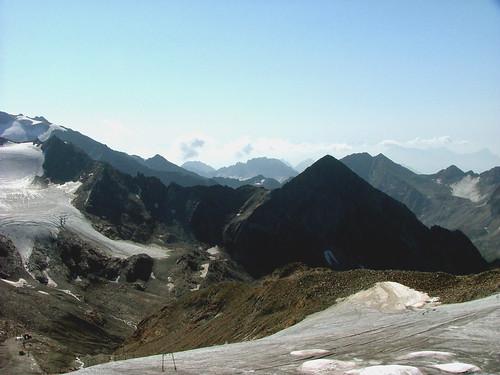 3000er_Blick in die Dolomiten