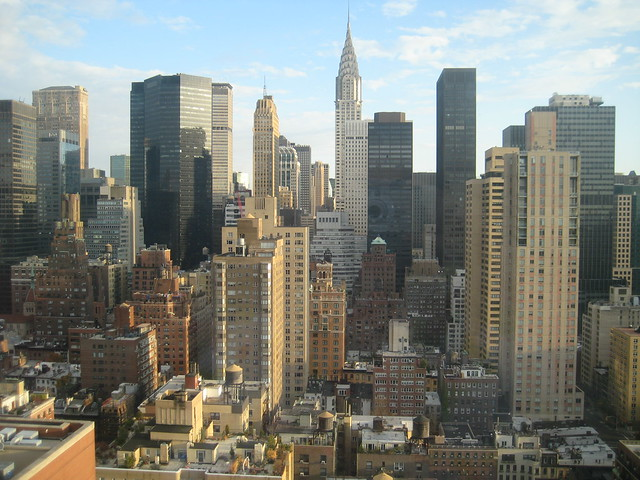 New York Trip Report - Midtown New York Skyline