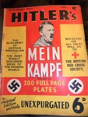 Mein Kampf, by Hitler (3t)