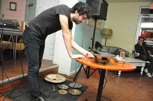 Adam Saikaley at Raw Sugar