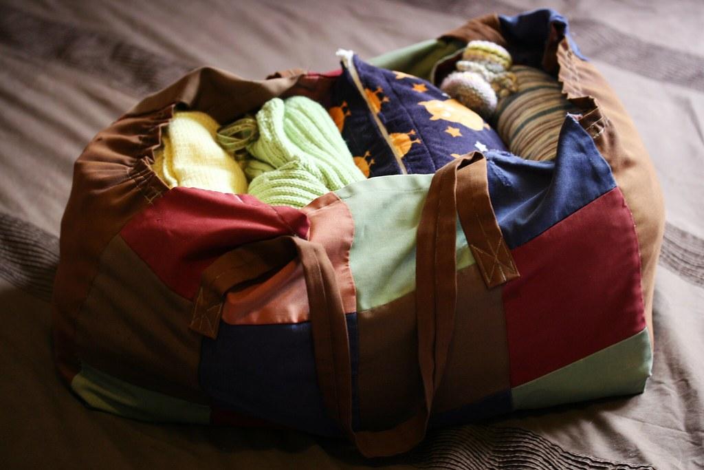 Pregnancy - Hospital Bag