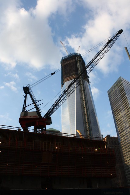 Freedom Tower Height 1776 - www.proteckmachinery.com