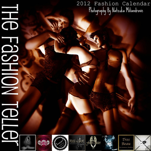 The Fashion Teller: Fashion Calendar 2012 by Fashion Teller