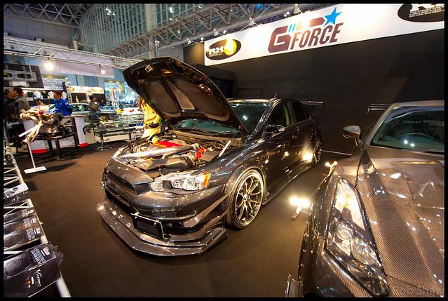 Tokyo Auto Salon Vehicles-318