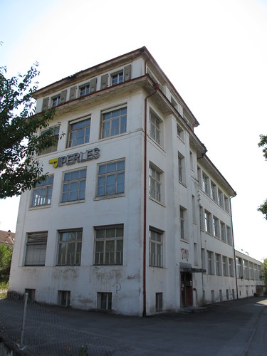former PATRIA factory