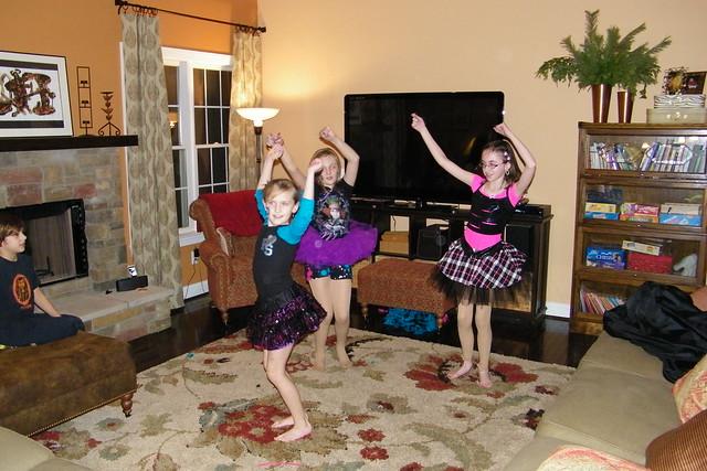 Niece's Birthday Party (January 2012)