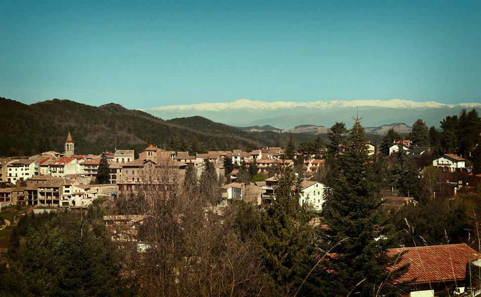 Viladrau-Guilleries-Pirineus