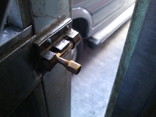 Door Lock | Xperia Mini