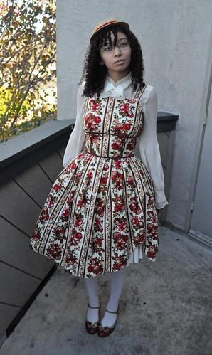 Harvest Spice Dress16