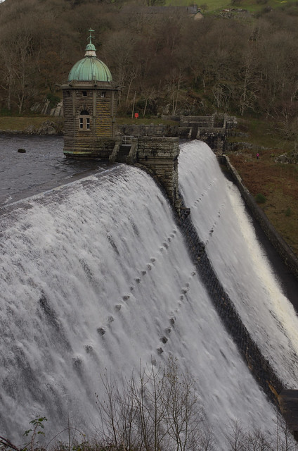 elan valley 2nd dam