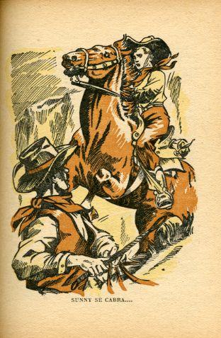 Au galop cowboy, by Henry V. LAROM -image-50-150