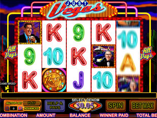 Just Vegas Slots game online review