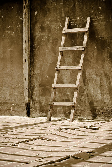The Ladder from Flickr via Wylio