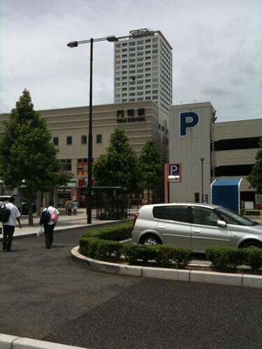 JR門司駅前