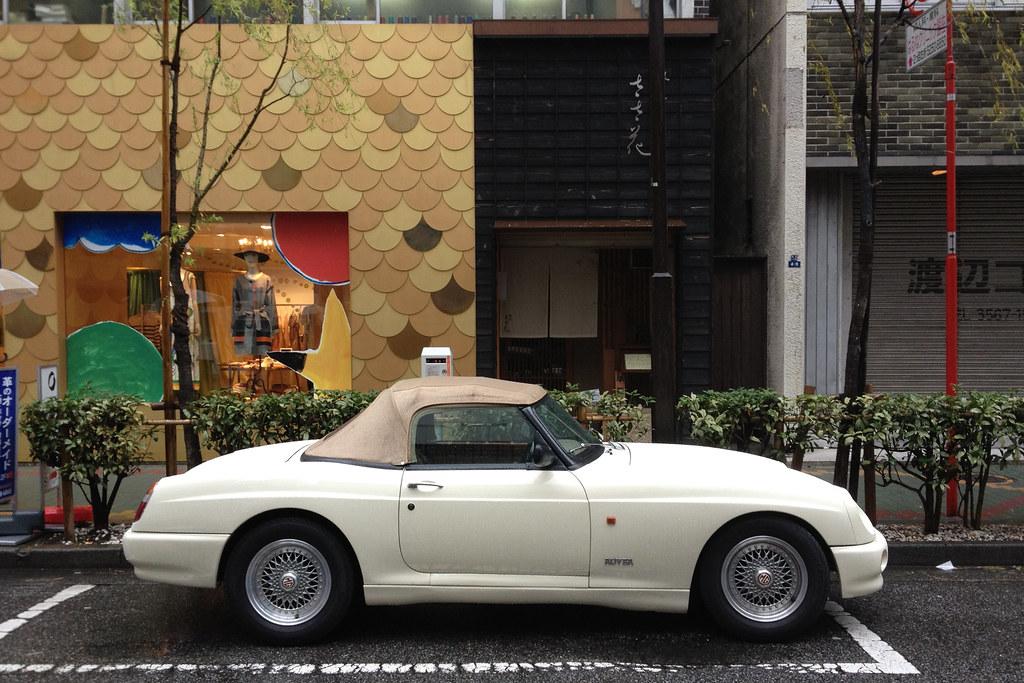 MG-RV8サイドビュー 2012/01/20 IMG_6785