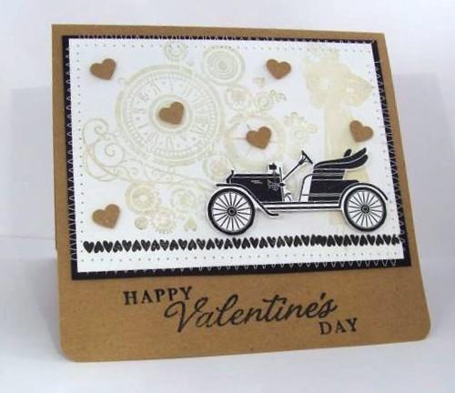 Vintage Valentine by judkajudy
