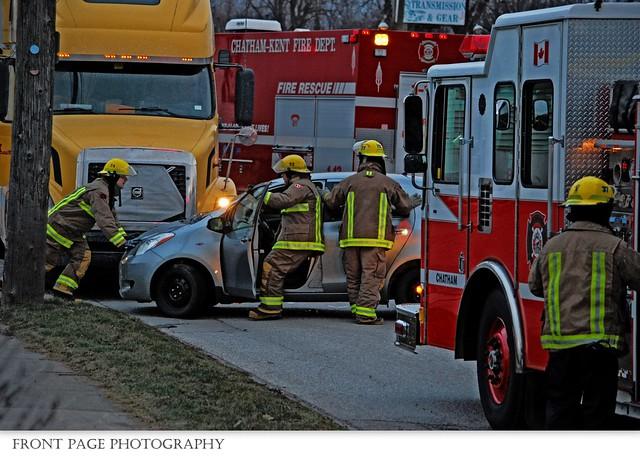 C-K Fire - 1-11, 1-13 - Park Ave UPI MVC