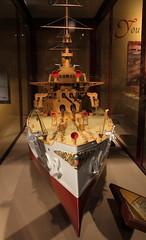 USS Virginia Model HRNM