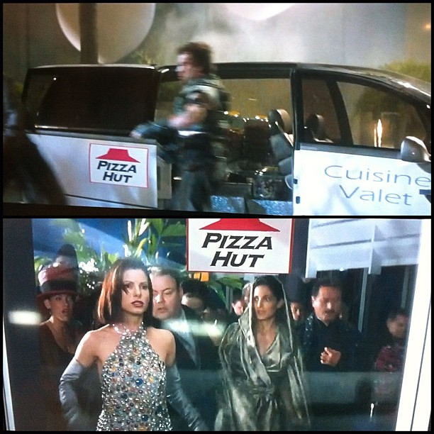 When did Demolition Man switch all the Taco Bell signs to ...