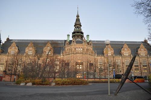 2011.11.10.324 - STOCKHOLM - Djurgården - Nordiska museet